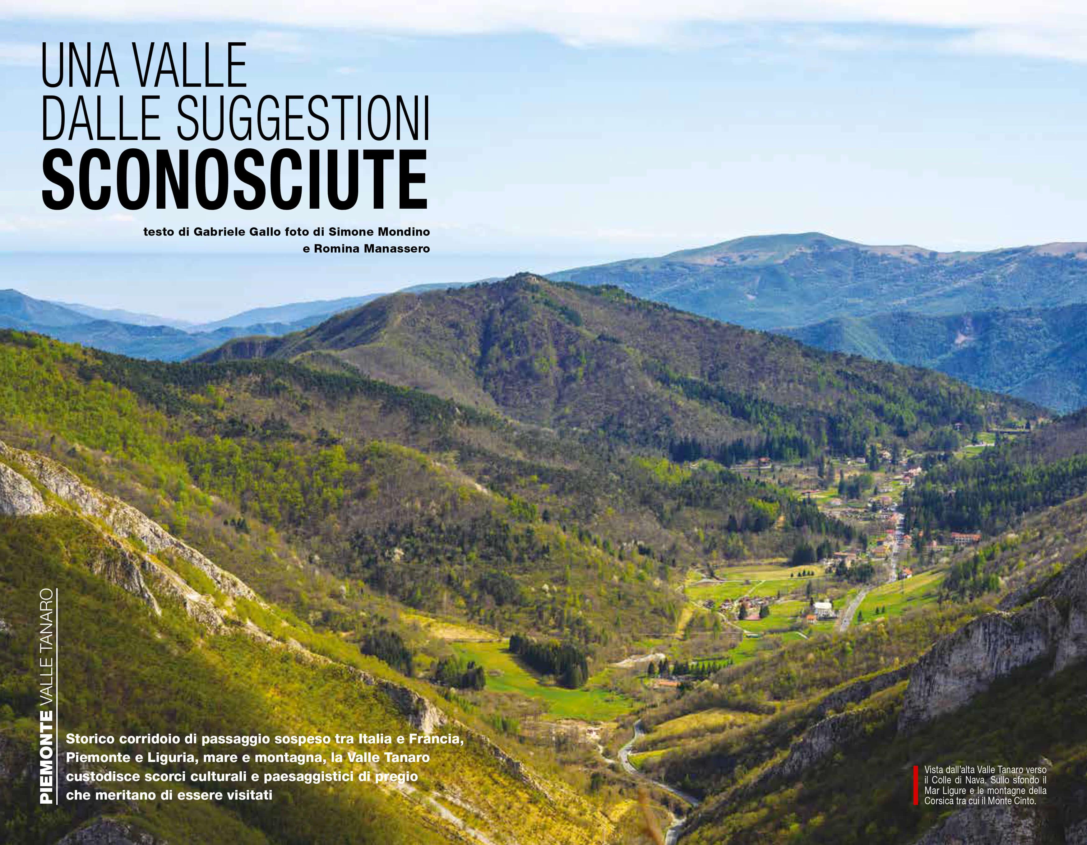 Valle Tanaro - Itinerari e Luoghi
