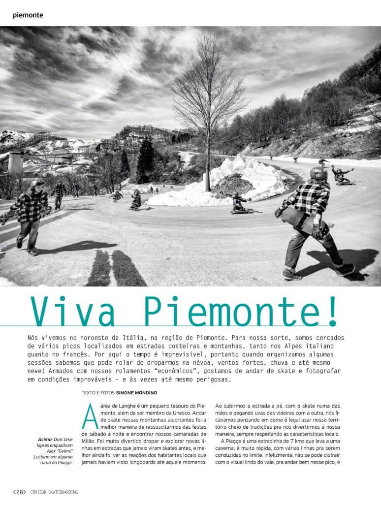 Viva Piemonte! - Crvis3r Magazine