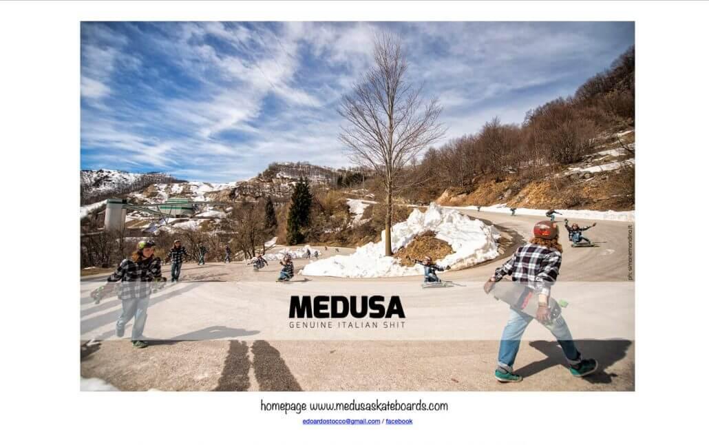 Medusa Longboard - spot