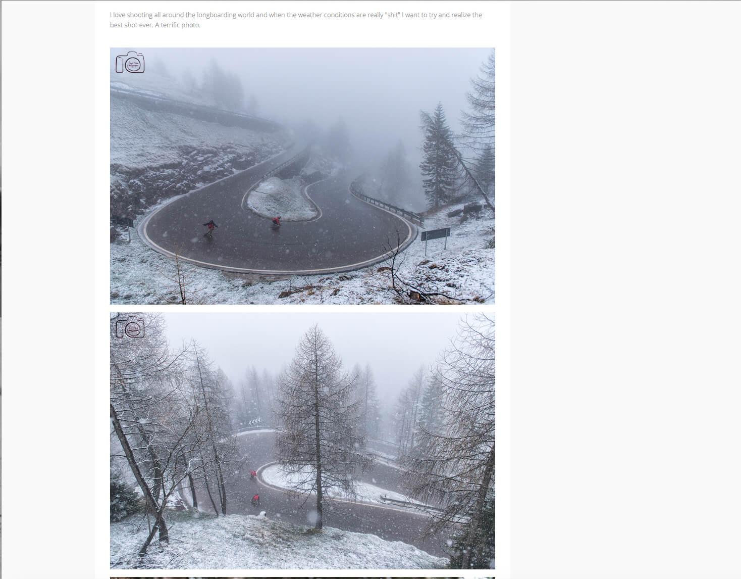 Thrill Mag - Winter