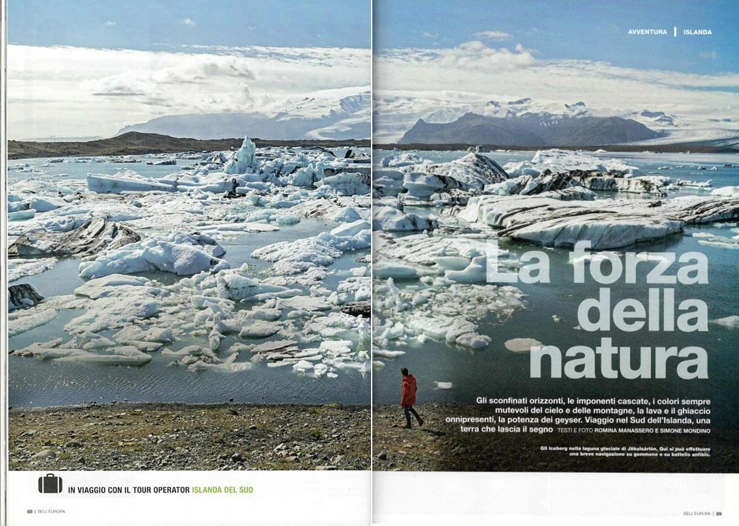 Islanda - Bell'Europa
