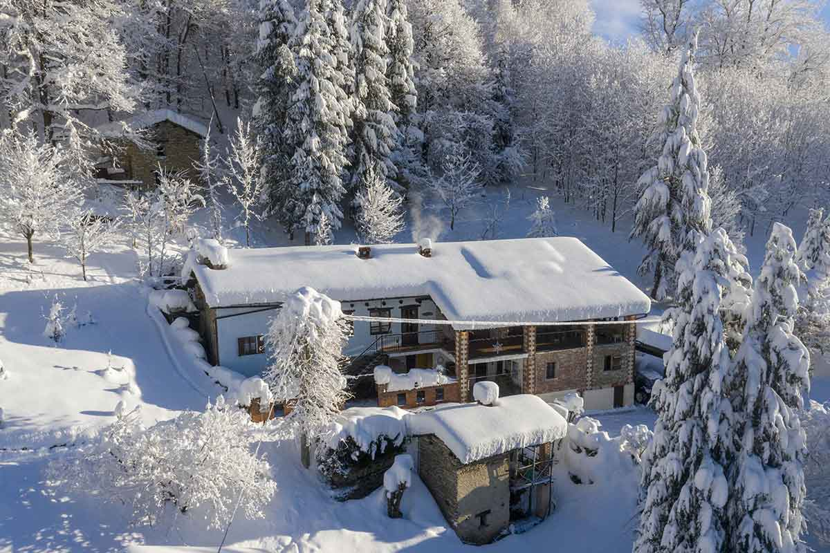 bed and breakfast montagna